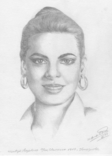 Maritza Sayalero par wilfredo